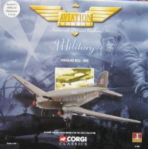 CORGI 47106 Dakota C3 - Battle of Britain Memorial Flight (First Issue)